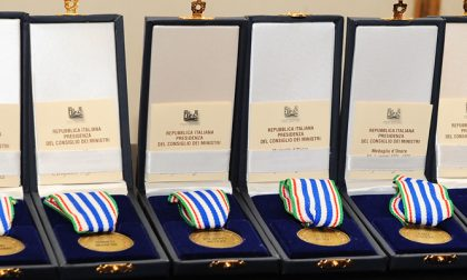 14 Medaglie d'Onore a comaschi deportati ed internati nei lager nazisti