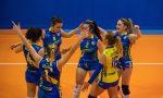 Volley serie C femminile, esordio vincente per la Virtus Cermenate