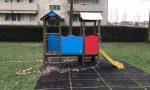 Ragazzine fermate dalla Polizia locale, strappavano i nastri usati per chiudere il parco giochi: saranno multate