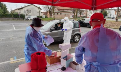 Cri Lomazzo, prosegue la campagna di screening con tampone antigienico