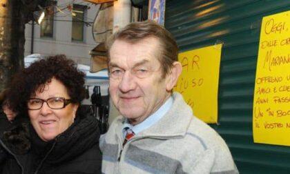 """Lutto per il Como calcio: i tifosi lariani piangono Angelo """"Pucci"""" Frigerio"""