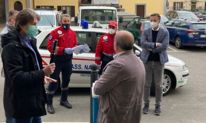 Vaccinate 40 persone fragili nei Comuni di Figino e Novedrate