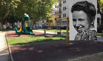 L'8 marzo i giardini di Piazza del Popolo a Como verranno intitolati a Norma Cossetto