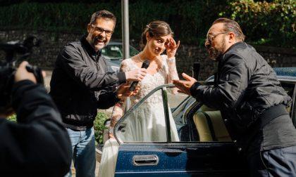 Scemi da matrimonio, protagonista una coppia di Orsenigo: appuntamento in tv il 10 marzo