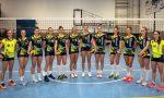 Albese Volley la Tecnoteam pareggia 2-2 il test a Trecate