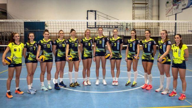 Pallavolo lariana Albese Volley ok