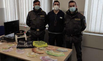Sequestrati 51mila euro al valico Como-Brogeda