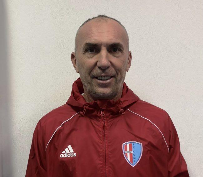 Calcio femminile Fabio calcaterra