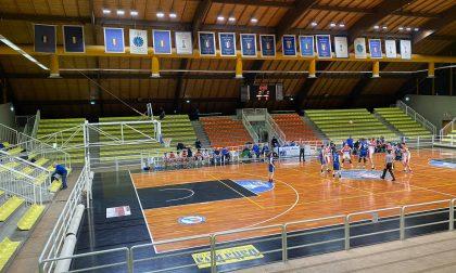 Basket C Silver il Gorla Cantù ritrova il successo e doma l'ostica Garbagnate