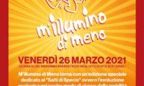 Anche Mariano s'illumina di meno il 26 marzo