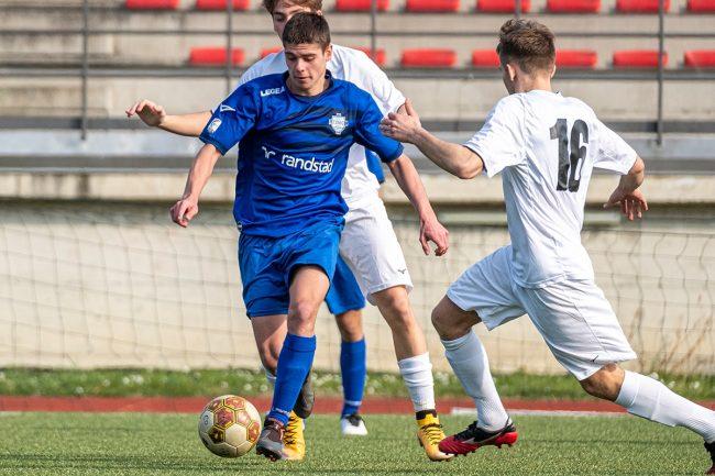 Como calcio Kristiyan Trenchev