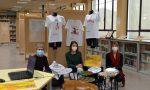 Disegni sulle magliette per celebrare la donna nel giorno della sua festa