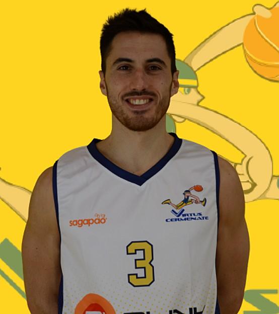 Basket C Gold Matteo Grampa