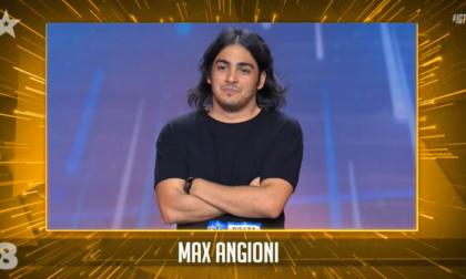 Italia's Got Talent 2021 il comasco Max Angioni arriva secondo