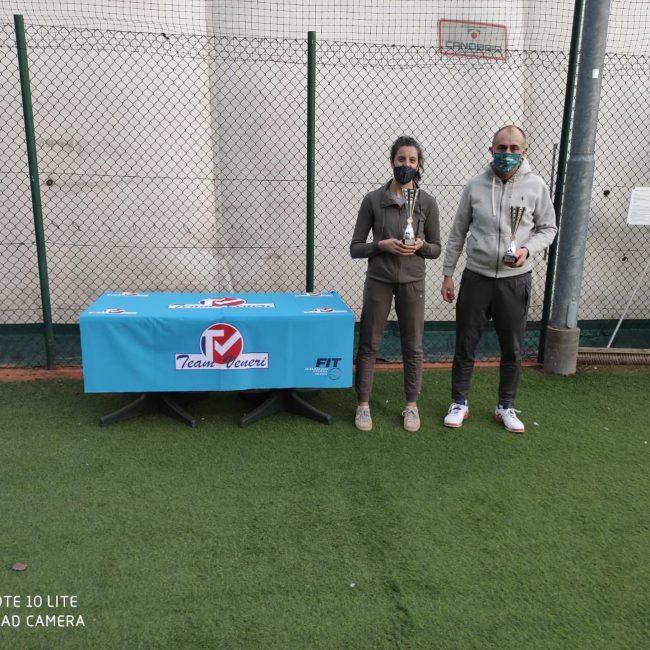 Tennis lariano doppio a San Fermo