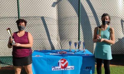 Tennis lariano Ilaria Proserpio ha vinto l'Open femminile a San Fermo