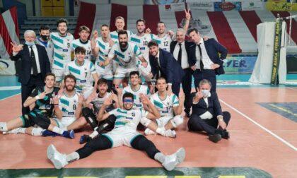 Volley, Playoff Serie A2: Cantù vince gara 1 degli ottavi