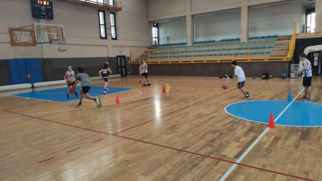 pallacanestro lariana Comense nuovo stop