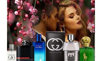 Men's Perfume:  quale profumo da uomo scegliere per la primavera?