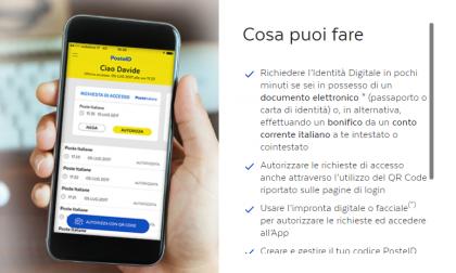 Poste Italiane: ecco come ottenere lo Spid direttamente a casa