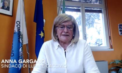 Coronavirus: videomessaggio del sindaco Anna Gargano tra hub vaccinale e speranza nel futuro