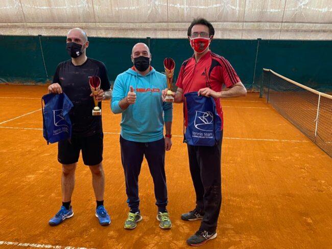 tennis lariano Finalisti a Mariano