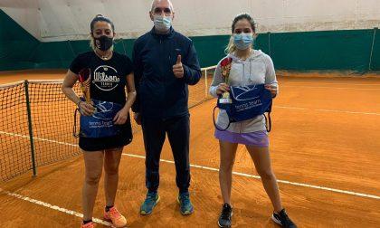 Tennis lariano che spettacolo il doppio torneo a Mariano Comense
