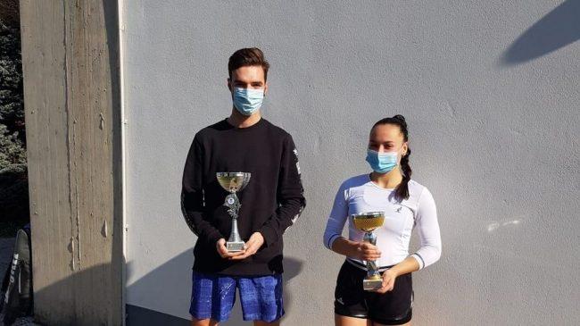 Tennis lariano i trionfatori dell'Open di cantù