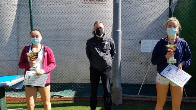 tennis lariano Samira De Stefano