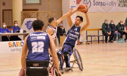 UnipolSai Briantea84 Cantù vittoriosa nel match di andata dei quarti di finale di campionato