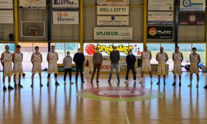 Basket C Gold domani la Virtus Cermenate portera l'assalto alla Fortitudo Busnago