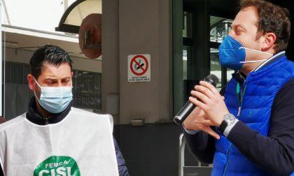 """Presidio lavoratori Henkel Zoffili (Lega): """"Consegnato dossier al ministro Giorgetti"""""""
