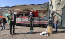 Confesercenti torna in piazza (con i furgoni) per chiedere la riapertura