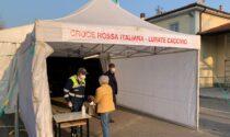 Al via le vaccinazioni agli over 80 all'hub di Lurate Caccivio: oggi arriveranno 432 anziani