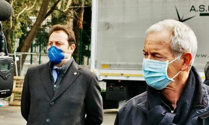 """Bertolaso a Lariofiere, Zoffili (Lega): """"Presto attivi hub vaccinali d'eccellenza"""""""