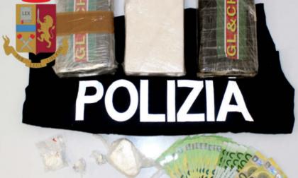 Deteneva oltre 3 chili di cocaina: donna arrestata in piazza San Rocco
