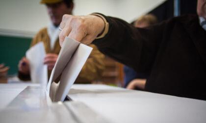 Elezioni comunali 2021, i candidati sindaco votano - Le foto