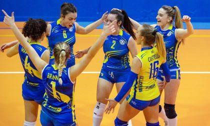 Volley, Virtus Cermenate continua vincente