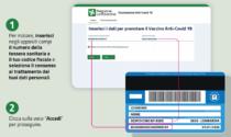 Il video tutorial per la prenotazione del vaccino e le date in base all'età