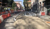 Isola pedonale, porfido e rotonde: come cambia il centro cittadino