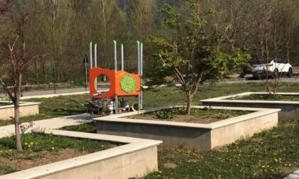 Eupilio, al via i lavori per il parco giochi inclusivo