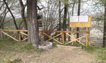 Bulgarograsso si riprende i suoi boschi battendo spaccio e incuria