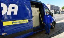 Poste Italiane domani porta 1.900 dosi di AstraZeneca al Sant'Anna