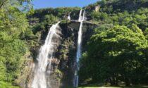 Cascate dell'Acquafraggia a numero chiuso: l'idea del Comune di Piuro per l'estate