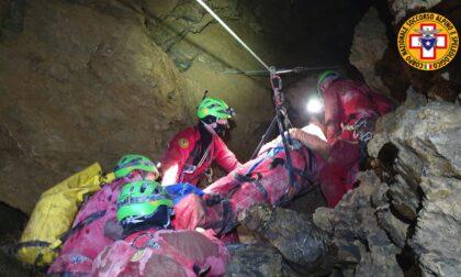 Maxi esercitazione del Soccorso Alpino all'alpe del Viceré: 40 soccorritori presenti