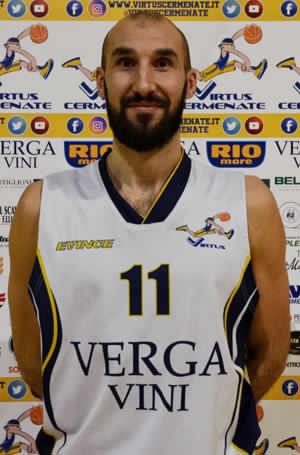 Basket C Gold Roberto Anzivino