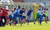 Como calcio per i lariani passerella finale domenica 2 maggio a Novara