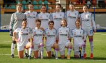 Calcio femminile Como Women domani ospita il big match con il Cesena