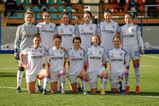 Calcio femminile Como Women di B
