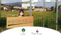 Stop al consumo di suolo: ambientalisti in protesta a Erba